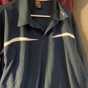 Nike Dri-fit Mens Shirt Size XLG